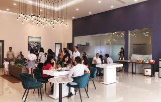 Khai trương nhà mẫu D-One Sài Gòn