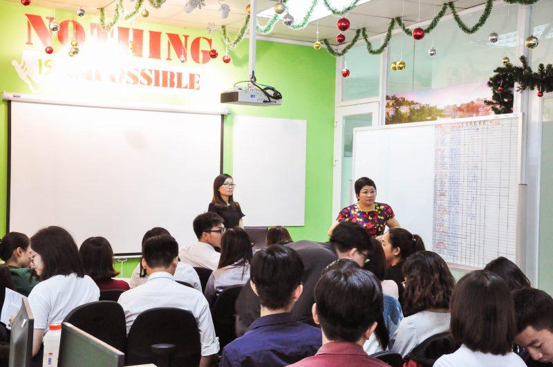 Đại diện Sunshine Group ghé thăm Bamboo Realty