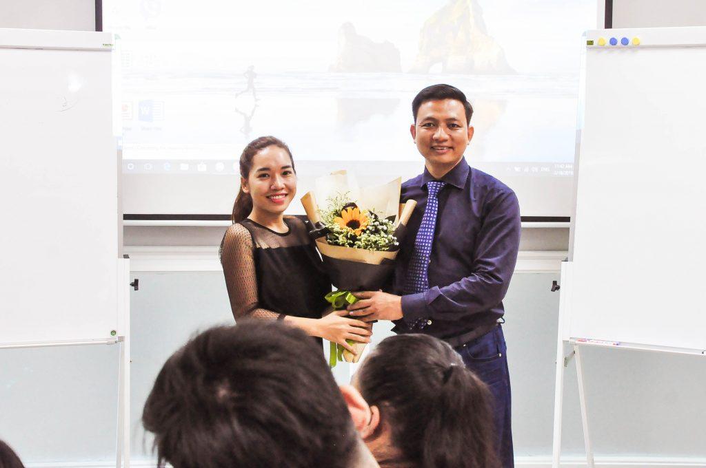 Team Leader Bamboo Realty - Mrs. Nguyệt