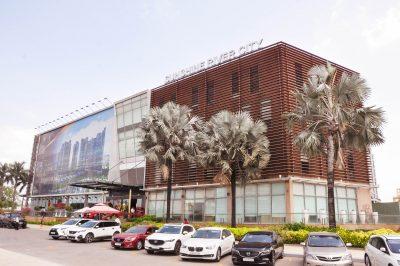 Nhà mẫu Sunshine City Sài Gòn