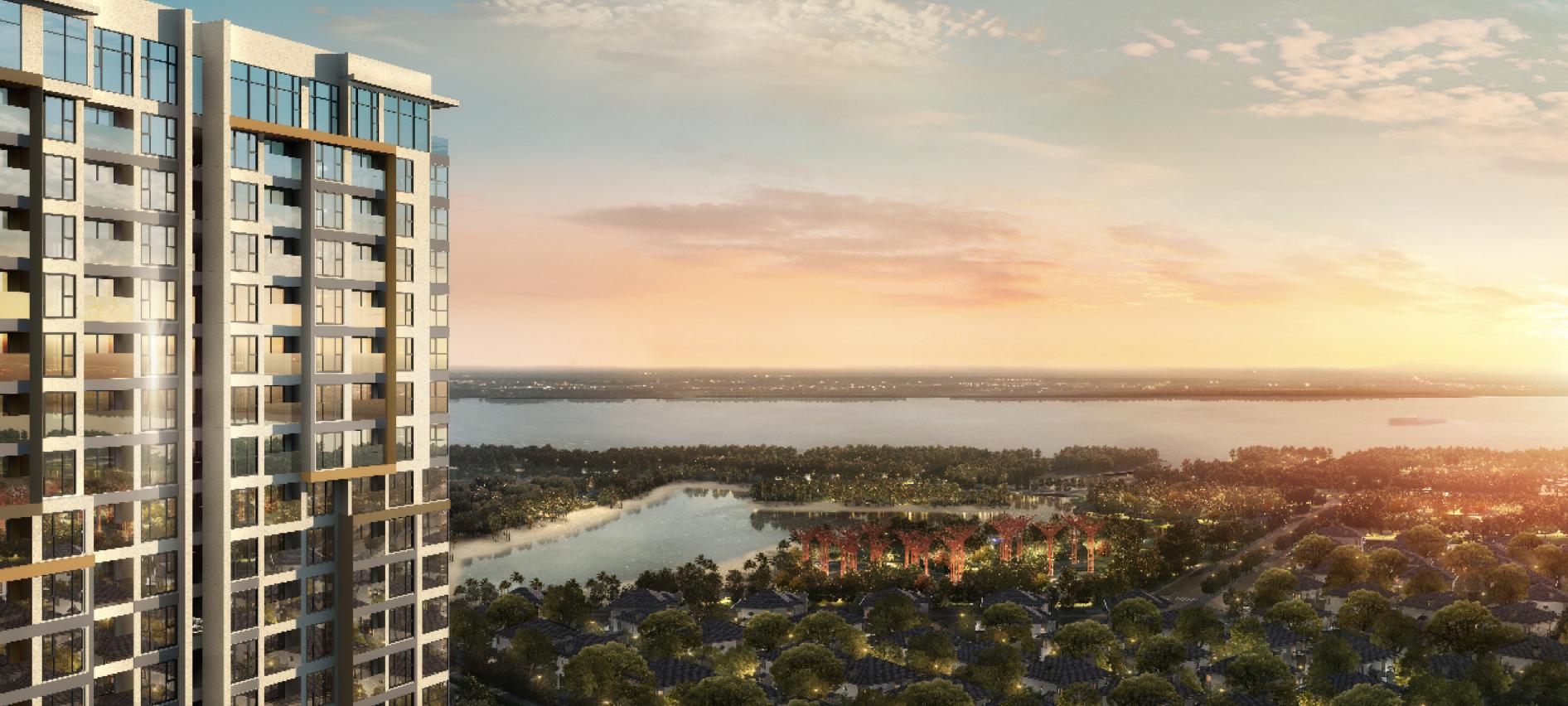 """Masteri Centre Point là một trong 3 dự án áp dụng giải pháp """"Nhà đổi nhà""""."""
